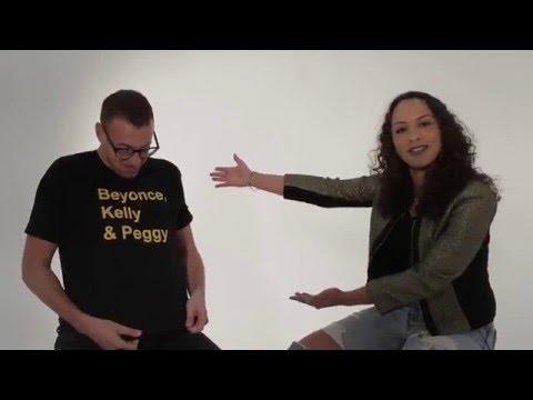 Hamilton's Jasmine Cephas Jones Interview - City Of Michael