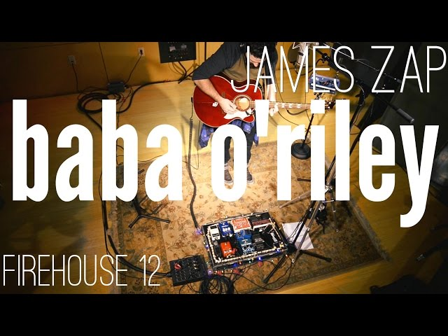 """James Zap - """"Baba O'Riley"""" captured live at Firehouse 12"""