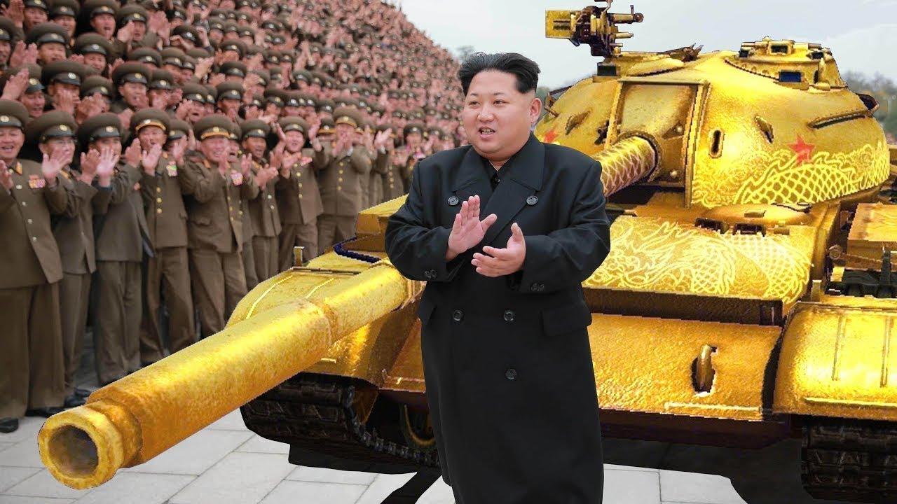 PSİKOPAT Kim Jong'un İnanılmaz Serveti
