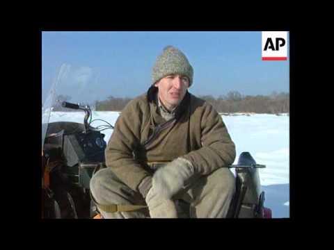 Russia - Tiger poaching