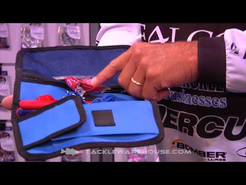 Eagle Claw Jason Christie's Angler Tool Kit With J Christie | ICAST 2014
