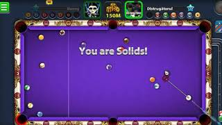 8 ball pool trick shots on Venice table😎
