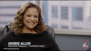 "Executive Producer/""Catherine Avery"" Debbie Allen - Grey"