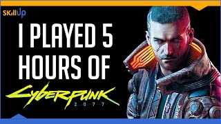 Cyberpunk 2077 Deserves The Hype - This Is Looking Phenomenal (Hands-on Impressions)