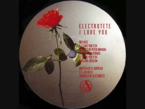 Electrotete - I Love You