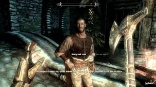 The Elder Scrolls 5 Skyrim путь последних Двемеров часть 42 Убиваем Мирмурлирна и получаем Хускарла
