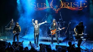 SUNRISE - All This Time (OFFICIAL LIVE VIDEO)