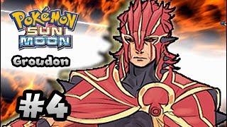Pokémon Human Form 4 | Vs. Primal Master Groudon