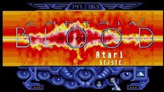 Captain Blood - Atari ST (1988)