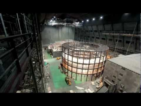 The Dark Knight Rises - Behind The Scenes - Bane's Lair HD