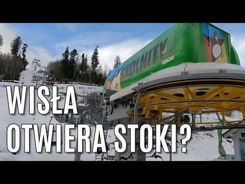Wisłą otwiera ośrodki narciarskie 1 lutego?