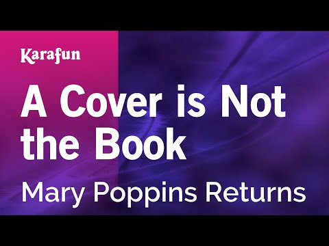 Karaoke A Cover Is Not The Book -  *
