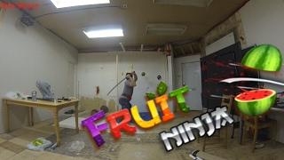 That Regular Guy - Meets Fruit Ninja