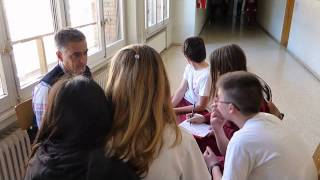 DFC España  Conocernos mejor para convivir mejor  FET  Sta Teresa  Pamplona