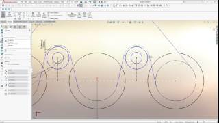 Designing with WCP belts and pulleys Part 3: Advanced complex belt paths