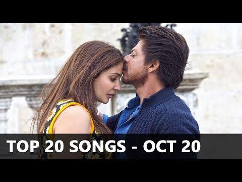 Top 20 Bollywood Songs of the Week (Radio Mirchi Charts) - October 20, 2017