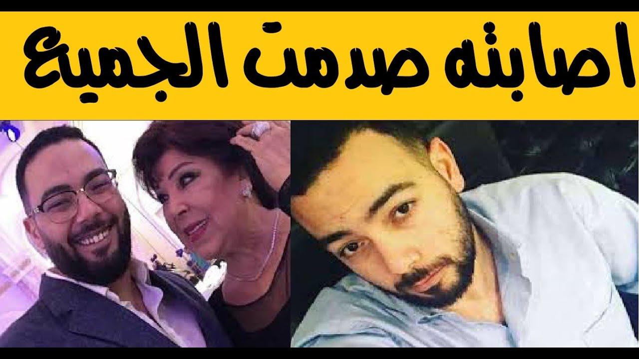 اصابه نجل الاعلامي عمرواديب بكورونا ويكشف عن مفاجاه