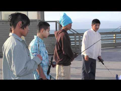 Fishing Trip to Ocean Beach Pier