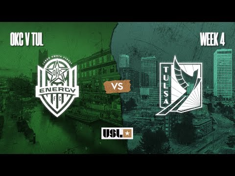 OKC Energy FC vs. FC Tulsa: July 13, 2020