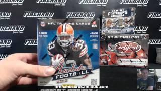 Preseason NFL Football 9 Box Mixer Break ~ 9/3/15