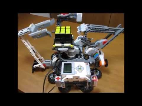 EV3 Programming 1.3: How to detect color (Using Color S ...