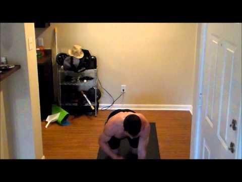 Post-Cardio Yoga