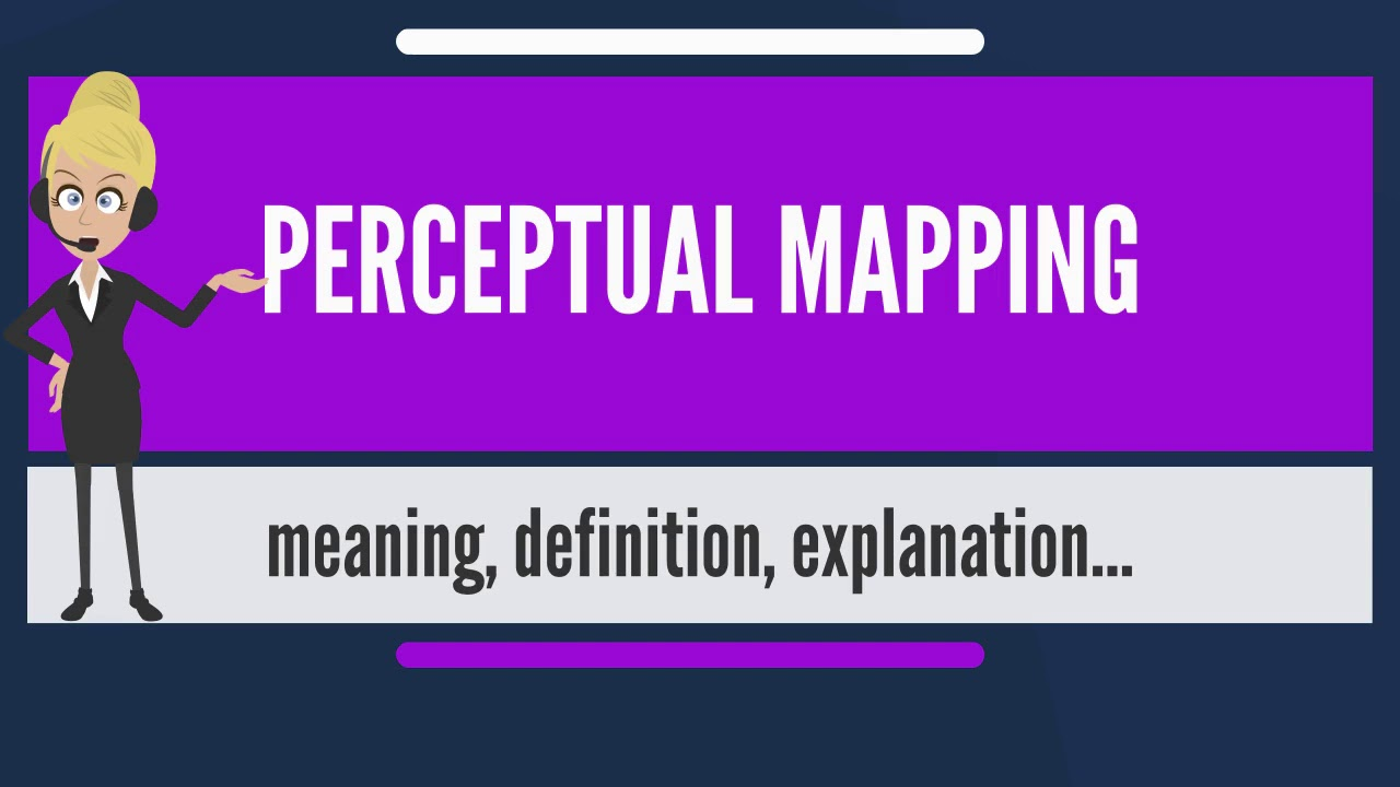 What is PERCEPTUAL MAPPING? What does PERCEPTUAL MAPPING mean ...