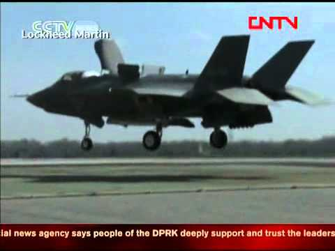 JAPAN TO BUY 42 F35 STEALTH FIGHTER JETS CCTV News