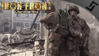Band of Brothers: Carentan & Bloody Gulch - ARMA 3 Iron Front WW2 Mod - Full 1st Person