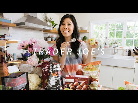 TRADER JOE's Haul - Trying The Latest | GROCERY HAUL - COOK WITH ME Episode 18