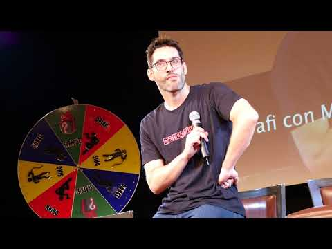 2018 JIBLand - Tom Ellis panel and closing ceremony part 1