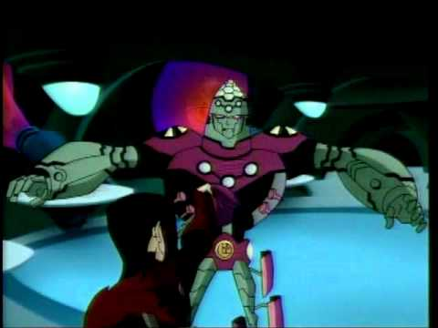 Legion of Superheroes - Catch Brainiac 5 and the Legion ad