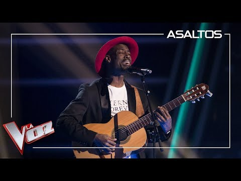 Mel canta 'Three Little Birds' | Asaltos | La Voz Antena 3 2019