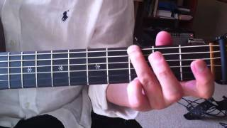 Summary from a lesson today. some nice fingerpicking tricks.