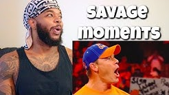 WWEs Most Savage Moments All Time   Reaction