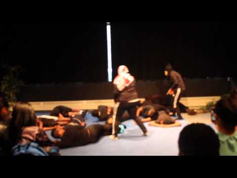 Forced Into Slavery: A Vacation Gone Wrong (Ms. Hardin's Physical Theatre students)