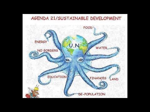 Agenda 21☠️ It's Happening