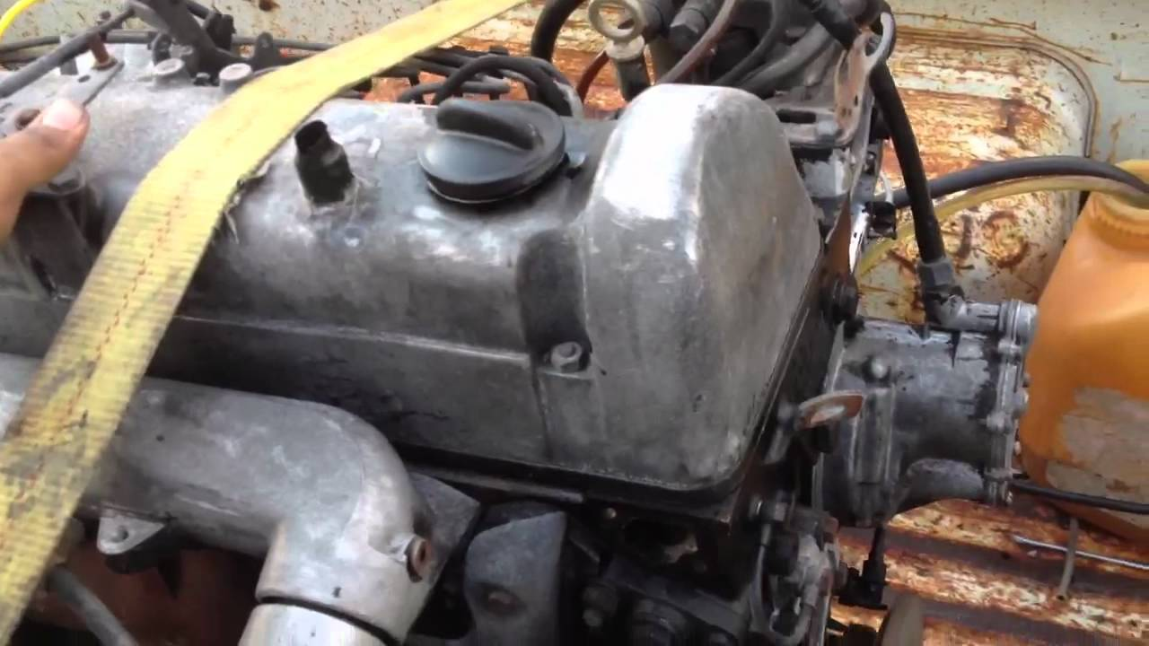 Mercedes 5 Cylinder Turbo Diesel Engine OM617
