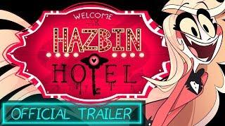 Hazbin Hotel (official Trailer) Not For Kids!