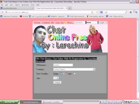 Free Chat Rooms,  Chat Online  With No Registration