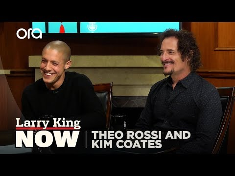 Sons of Anarchy: Theo Rossi and Kim Coates  Larry King Now  Ora.TV