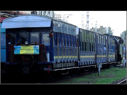 500th Upload : The NILGIRI MOUNTAIN RAILWAY, A Journey Chasing the Train Up the Hills