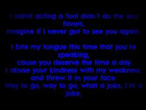 I.O.U - Dappy - Lyrics
