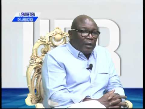 Pierre Claver MAGANGA MOUSSAVOU à TOP BENDJE TV / POG