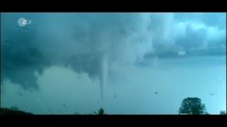 Bützow, Hamburg, Delmenhorst: Gigantische Zerstörungen durch Tornados