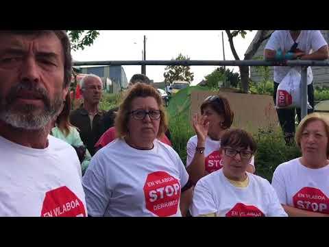 La Policía Autonómica notifica a López Patricio que puede iniciar él el derribo