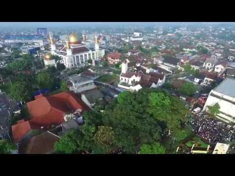 Waas ku Sukabumi - Kota Sukabumi dari Udara Sesi 2