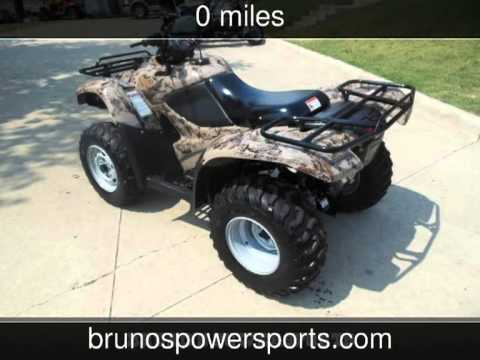 Charming 2008 Honda RANCHER 420 4X4 Used Atvs   Cabot,Arkansas   2013 06 21