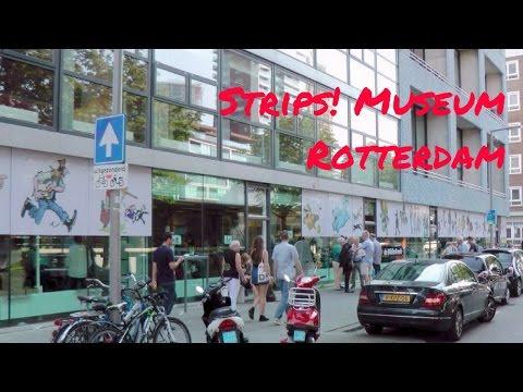 Strip! Museum Rotterdam - De Opening