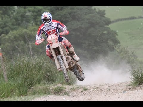 Beta Racing's Steve Holcombe wins the 2016 Welsh 2 Day enduro